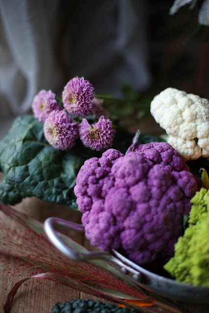 kukkakaali, cauliflower, still life