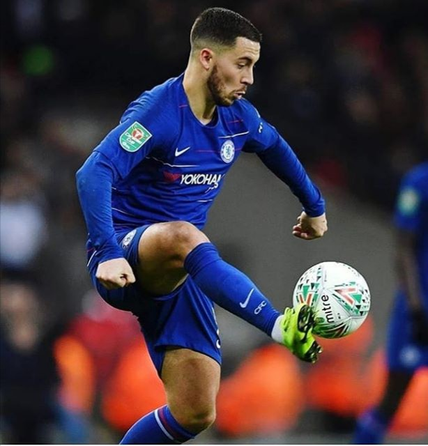 Chelsea Ready to Let Hazard Go! Puts Price Tag On Him