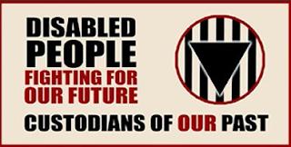 Black triangle campaign's logo