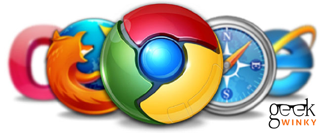 Issues With Web Browsers | Geek WInky
