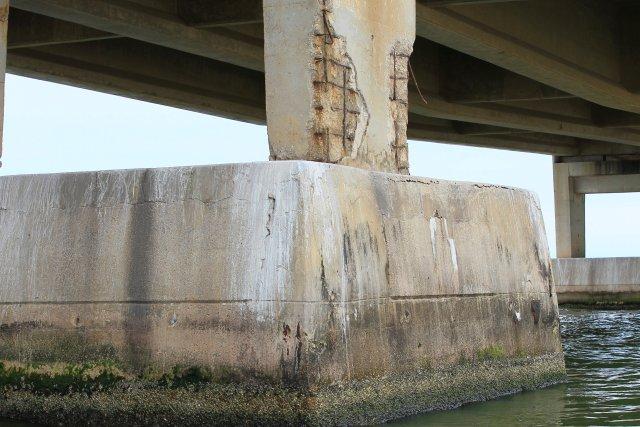 Puente sobre el Lago de Maracaibo podría caer por falta de mantenimiento