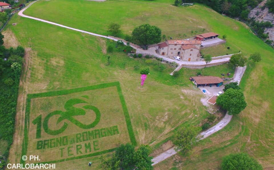 Linea Gotica Bagno di Romagna in rosa un Giro entusiasmante