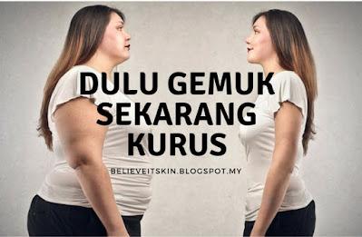 5 Cara Turunkan Berat Badan Secara Sihat