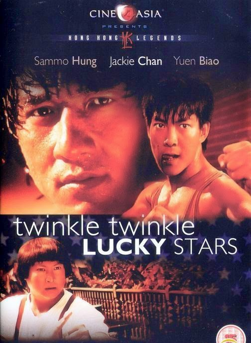 Poster Of Twinkle Twinkle Lucky Stars (1985) Full Movie Hindi Dubbed Free Download Watch Online At worldfree4u.com