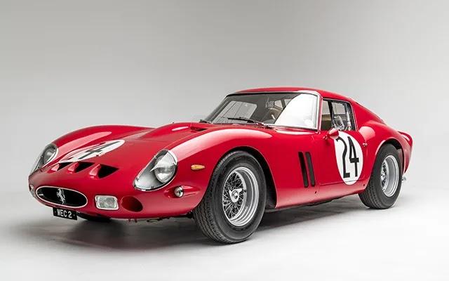 Самая дорогая машина в мире Ferrari