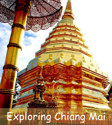 Travel the World: Things to do in Chiang Mai Thailand.