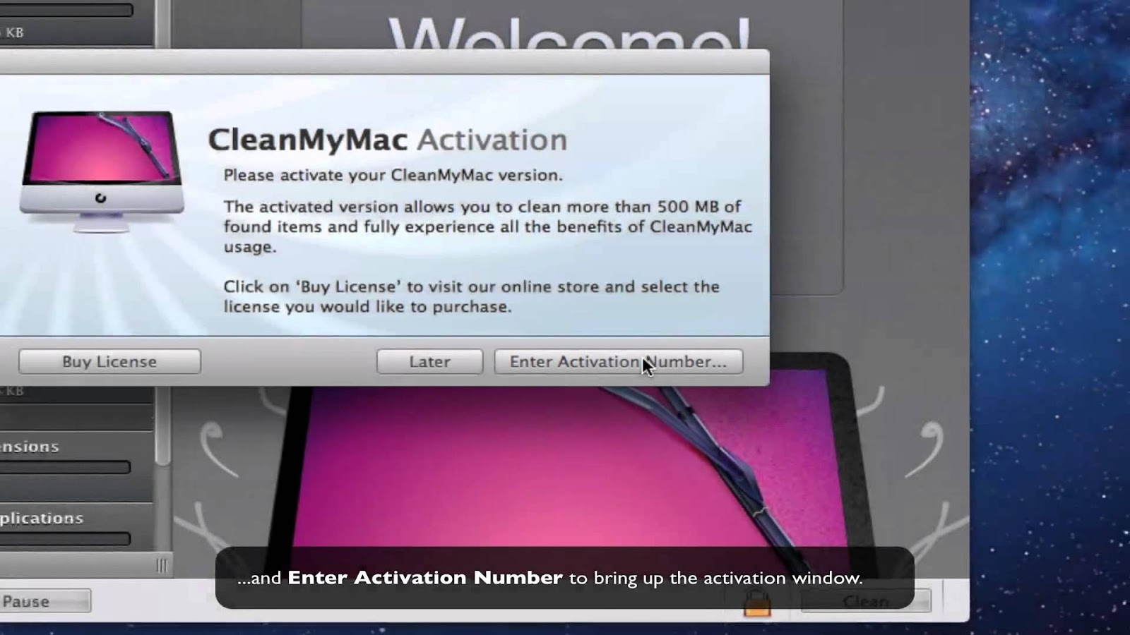 cleanmymac 3 activation code keygen