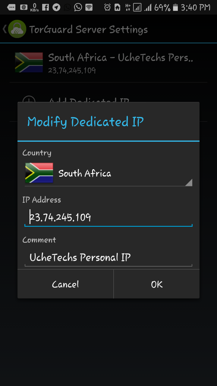 Torguard vpn dedicated ip