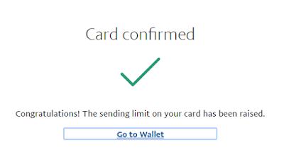Cách verify paypal