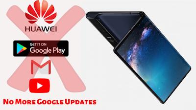 Huawei Ban Google BAn huawei/Honor