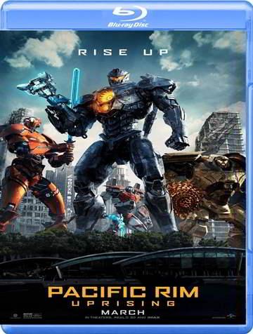 Pacific Rim 2 Insurrección (2018) HD 1080p y 720p Latino Dual