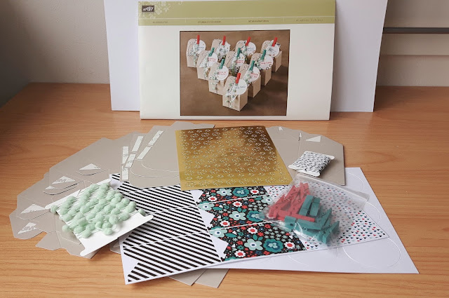 Win een GRATIS Stampin'Up! pakket!