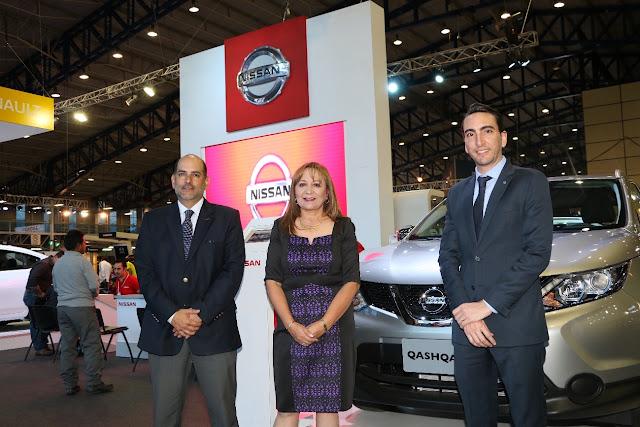 Nissan en Ecuador presente en la Feria AUTOMUNDO 2016