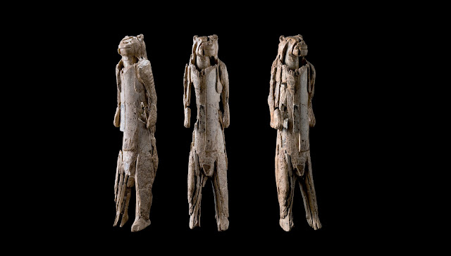 'Living with gods: peoples, places and worlds beyond' at the British Museum