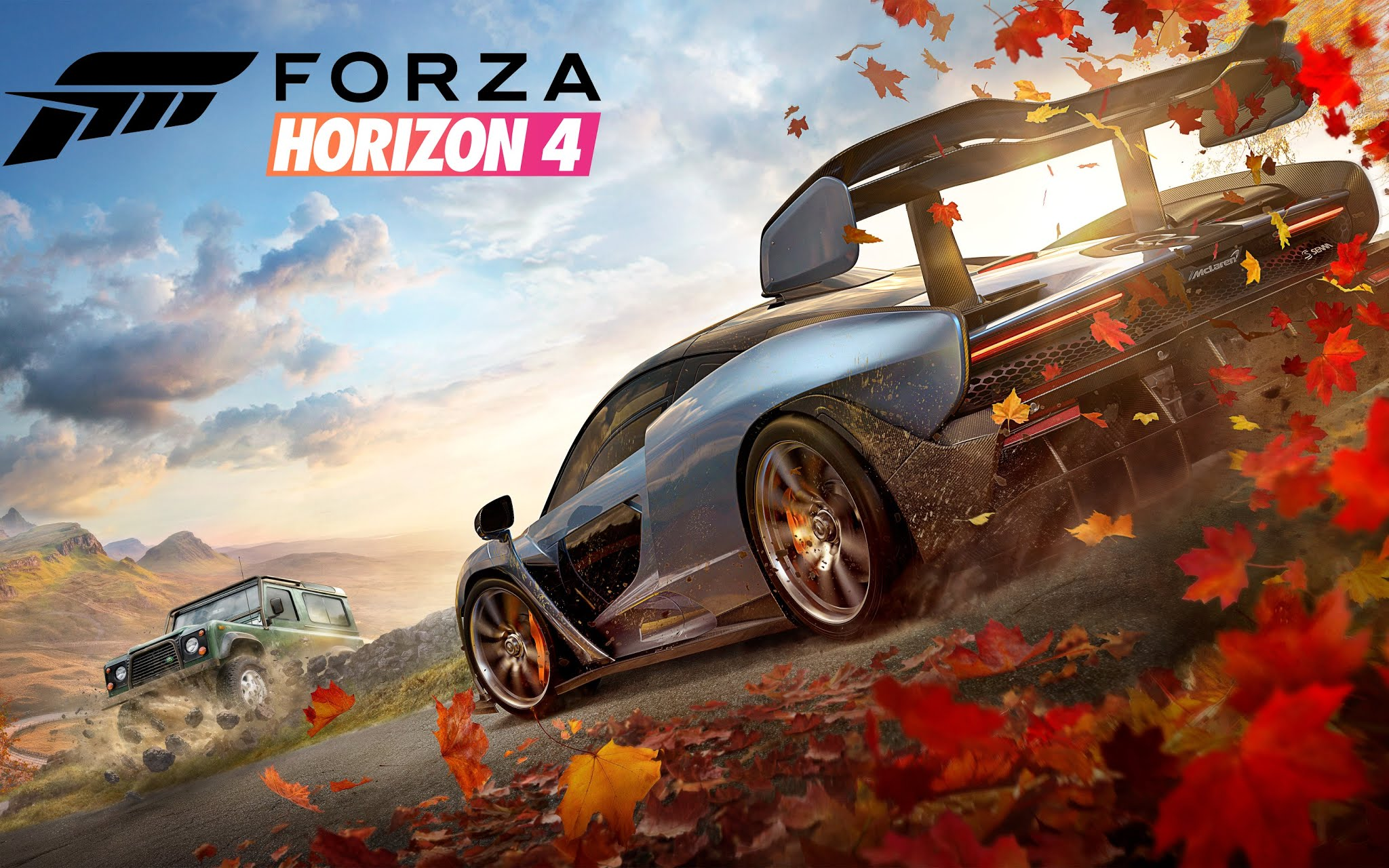 Forza Horizon 4 Xbox One PC Game