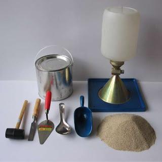Jual Sand Cone Test (Alat Ukur Kepadatan Tanah)