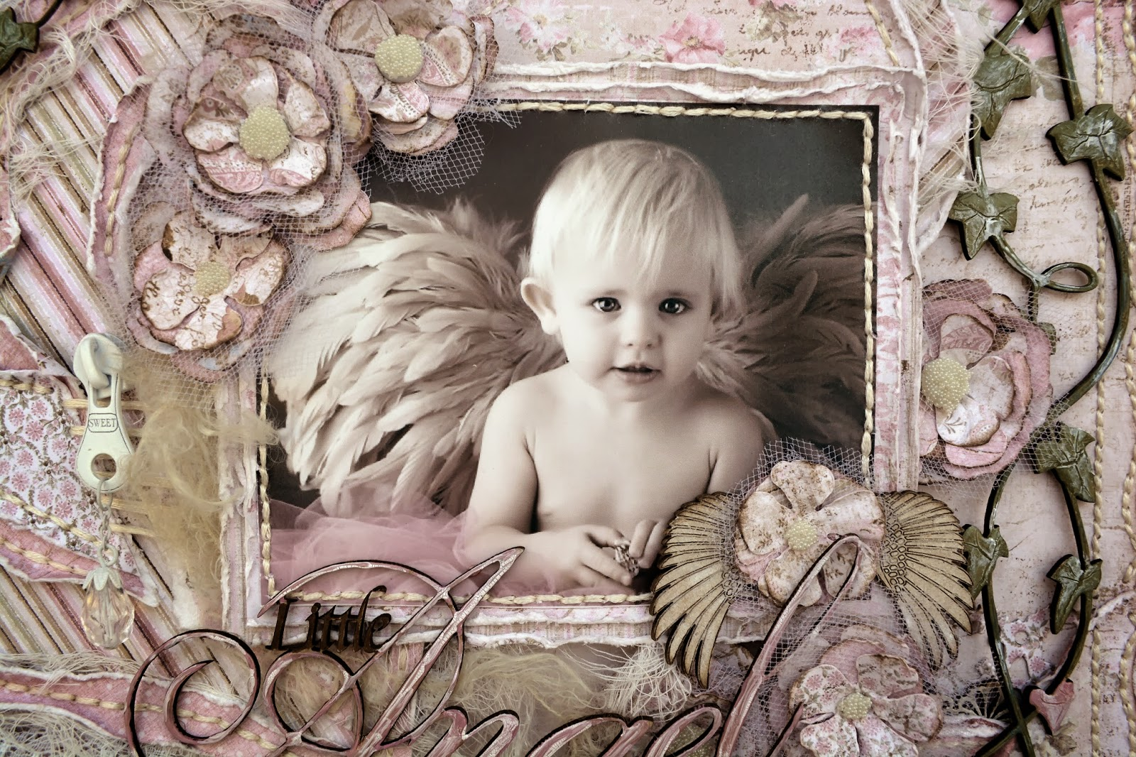 Life S Little Embellishments Little Angel Maja Design