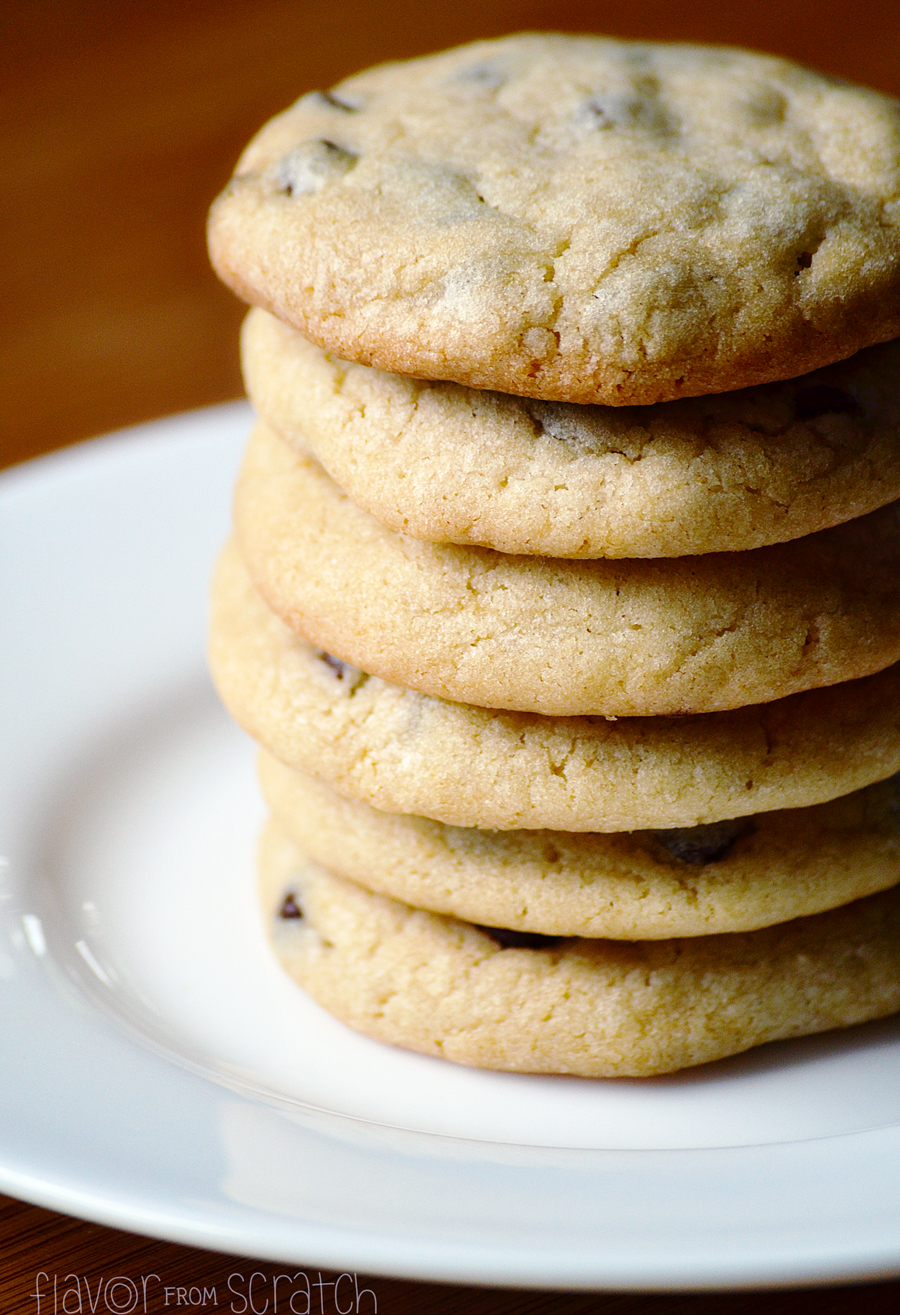 how to make chocolate cookies from scratch