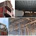 فك الشدة الخشبية الكوفراج قالب القواعد والميدة والأعمدة و الجسور- الكمرات - و السقف