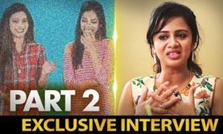 Don't hurt anyone by making fun about them | Vj Anjana Rangan Interview