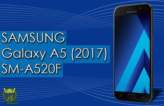 Download A520FXXU1APLP | Galaxy A5 (2017) SM-A520F