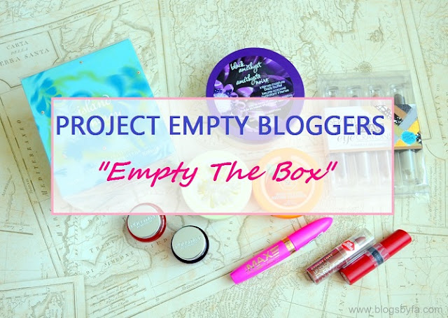 Project Empty Bloggers