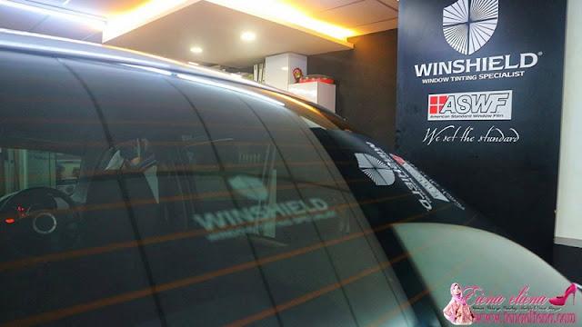 Winshield Window Tinting Specialist