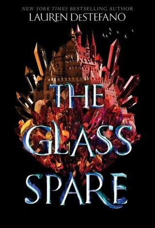 Book Mail The Glass Spare By Lauren Destefano Balzerandbray