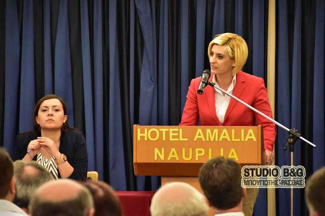 Σόνια Τάνταρου – Κρίγγου:  Η Νέα Δημοκρατία έχει ήδη πάρει ένα σαφές δημοσκοπικό προβάδισμα από τον ΣΥΡΙΖΑ