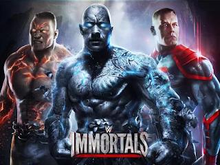 WWE Immortals Mod v2.0.1 APK+OBB Data Android