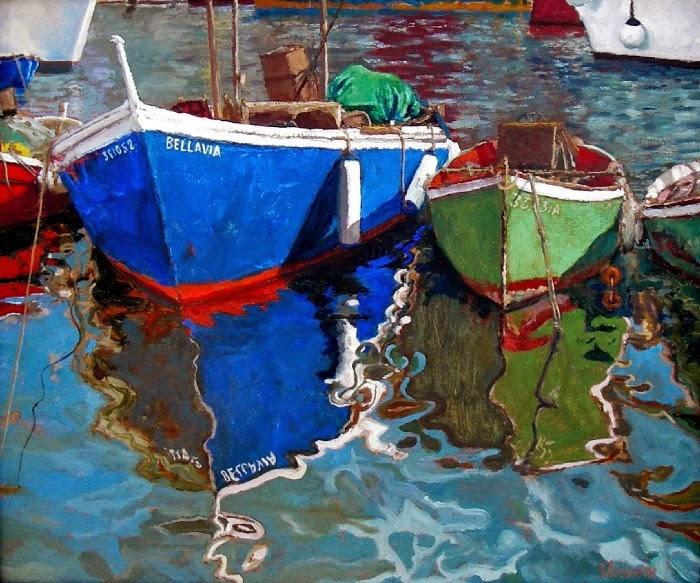 Современное искусство. Steve Richardson