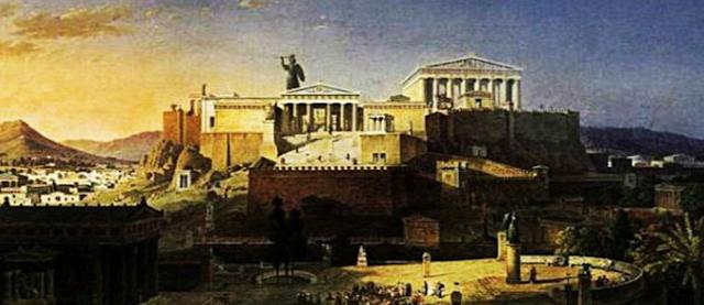 Οι τρεις ναοί που «κρύβονται» κάτω από την Ακρόπολη!
