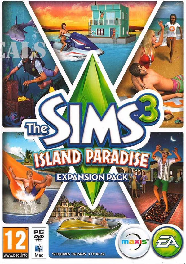 The-Sims-3-Island-Paradise-Download-Cover-Free-Game