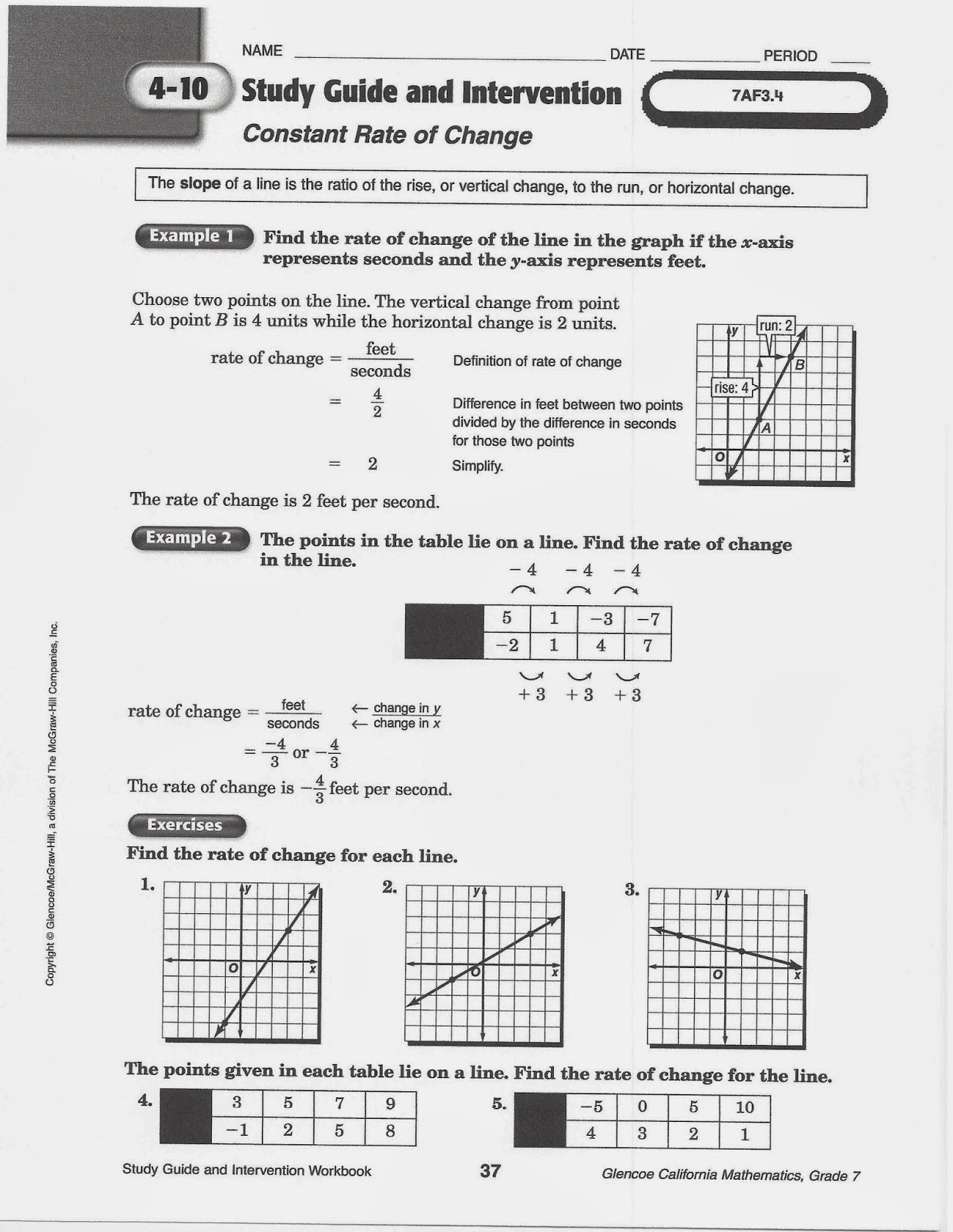 Mr Fox Math Friday 3 21