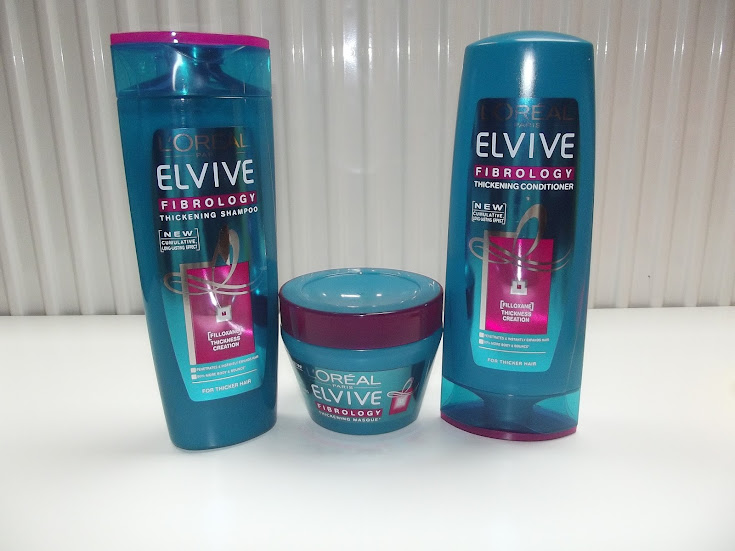 L'Oreal ELVIVE Fibrology