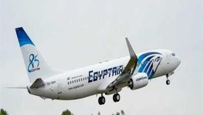 بعد الاقلاع .. رجوع مفاجئ لطائرة مصر للطيران إلى مطار القاهرة