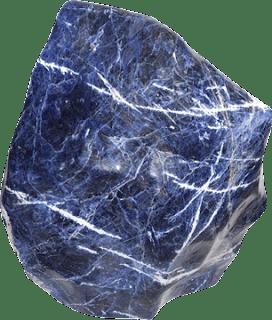 sodalita semipreciosa gema | foro de minerales