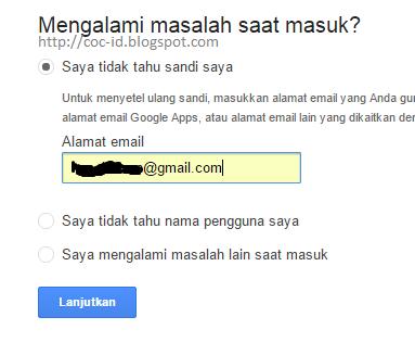 Lupa Password Akun Coc Ini Cara Mengatasinya Coc Indonesia
