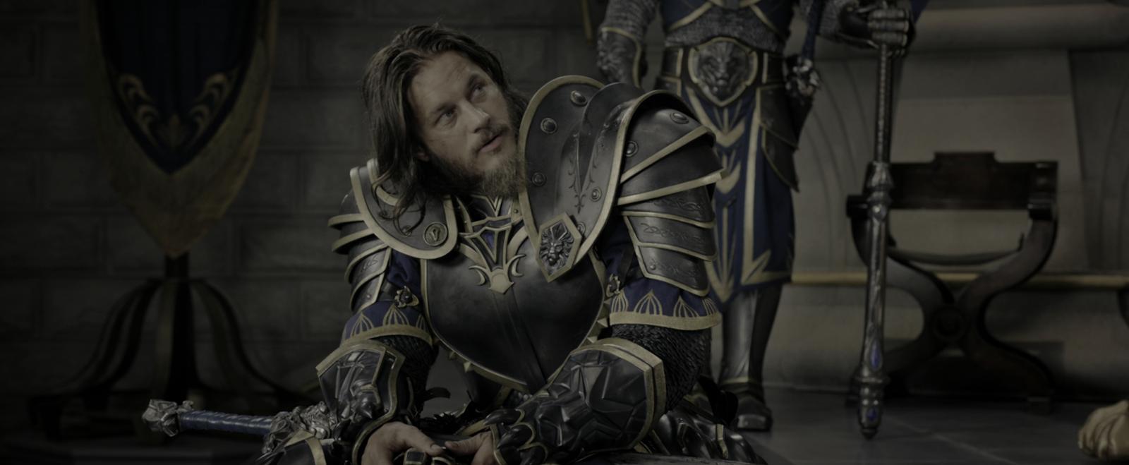 Warcraft: El Primer Encuentro de dos Mundos (2016) 4K UHD [HDR] Latino - Castellano - Ingles captura 2