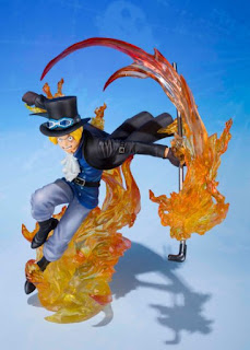 """Figuarts ZERO Chou Gekisen -Extra Battle- Sabo Hiken ver. de """"One Piece"""" - Tamashii Nations"""