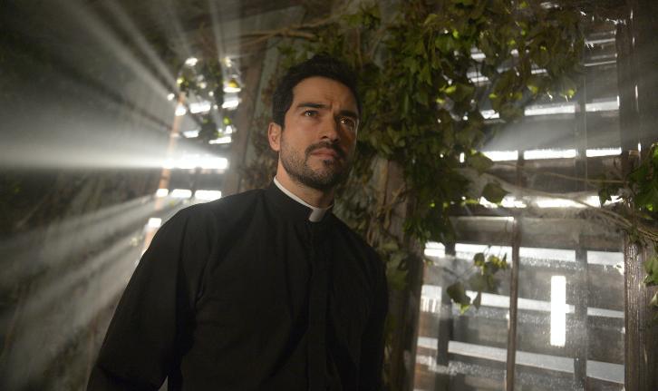 The Exorcist - Episode 2.10 - Unworthy (Season Finale) - Promo, 3 Sneak Peeks, Promotional Photos & Press Release