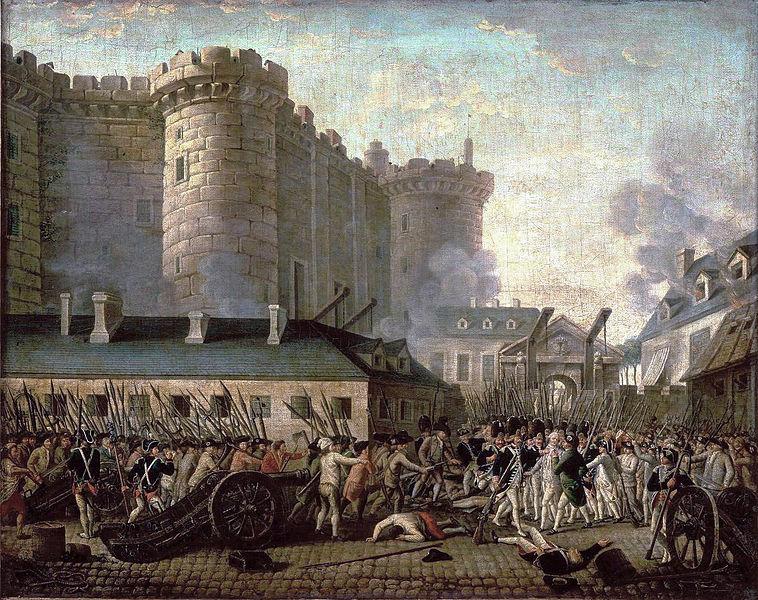 La Pouyette....: Quatorze Juillet - French Revolution