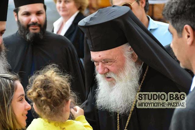 Ιερώνυμος: Κάποιοι θέλουν αφελληνισμό και αποχριστιανισμό