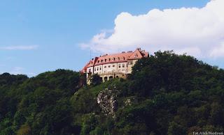 zamek przegorzały