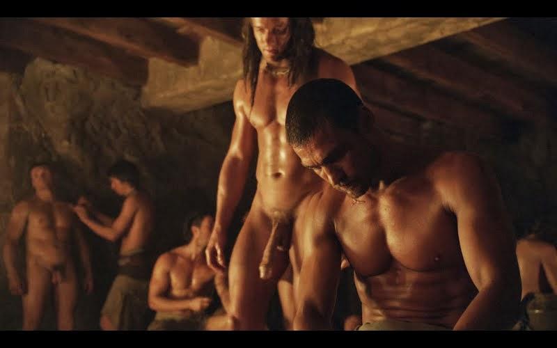 Male nude scenes rome #12