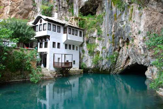 Tekija Blaga Bosnia Source of the Green Buna River
