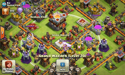 Download COC v8.116.2 TH 11 Terbaru Gratis