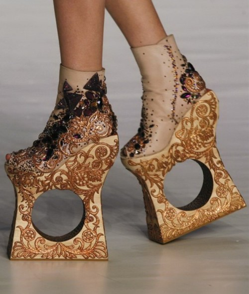 Lady Couture Shoes