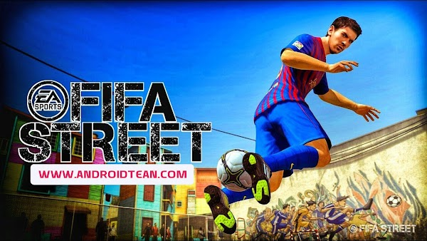 FIFA Street 4 +SAVE DATA | PPSSPP Android