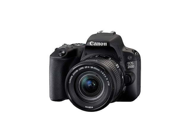 Canon launches new entry level DSLR, the EOS 200D in India